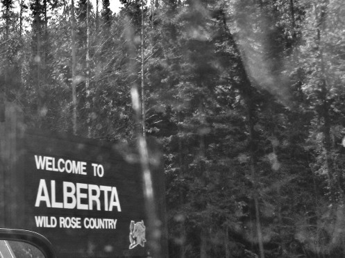 Buh Bye BC, hello Alberta
