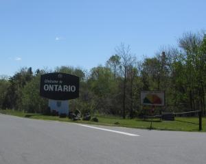 Ontario entry