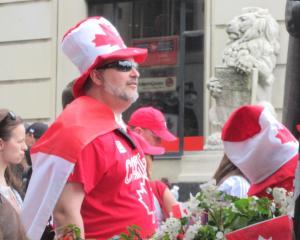 Cape & Hat guy