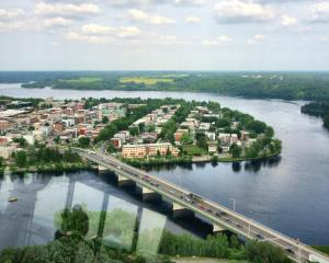 Shawinigan view
