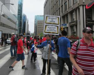 Wages of sin on Canada Day