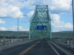 Gaspe to Beresford New Brunswick 065