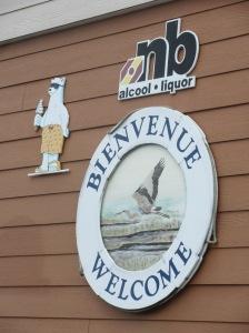 Gaspe to Beresford New Brunswick 078