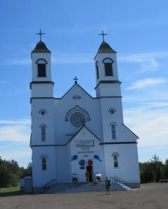 Marois church pic