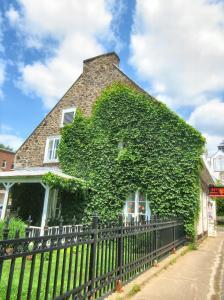 quaint historic house