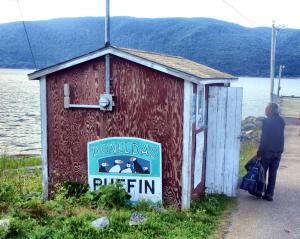 Donelda's shack