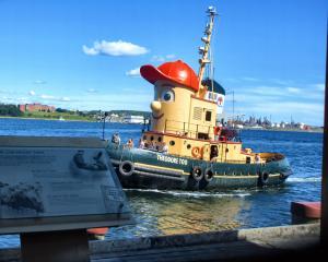CapeBreton to Halifax + boat 101