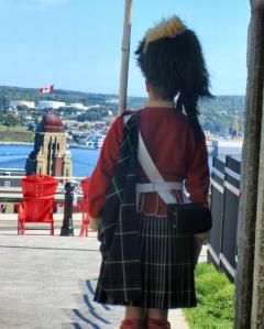 Halifax Citadel soldier