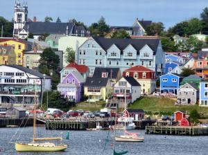 Lunenburg skyline