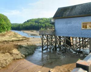 Stilt house in Bridgewater
