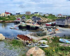 View of Peggy's Cove