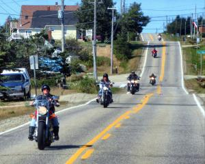 Wharf rat rally riders