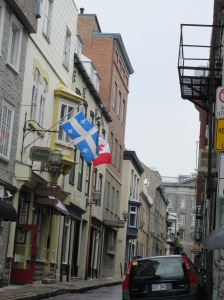 Quebec city walking tour 109