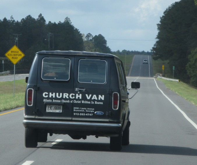 Church van