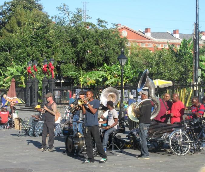 Jazz group 2