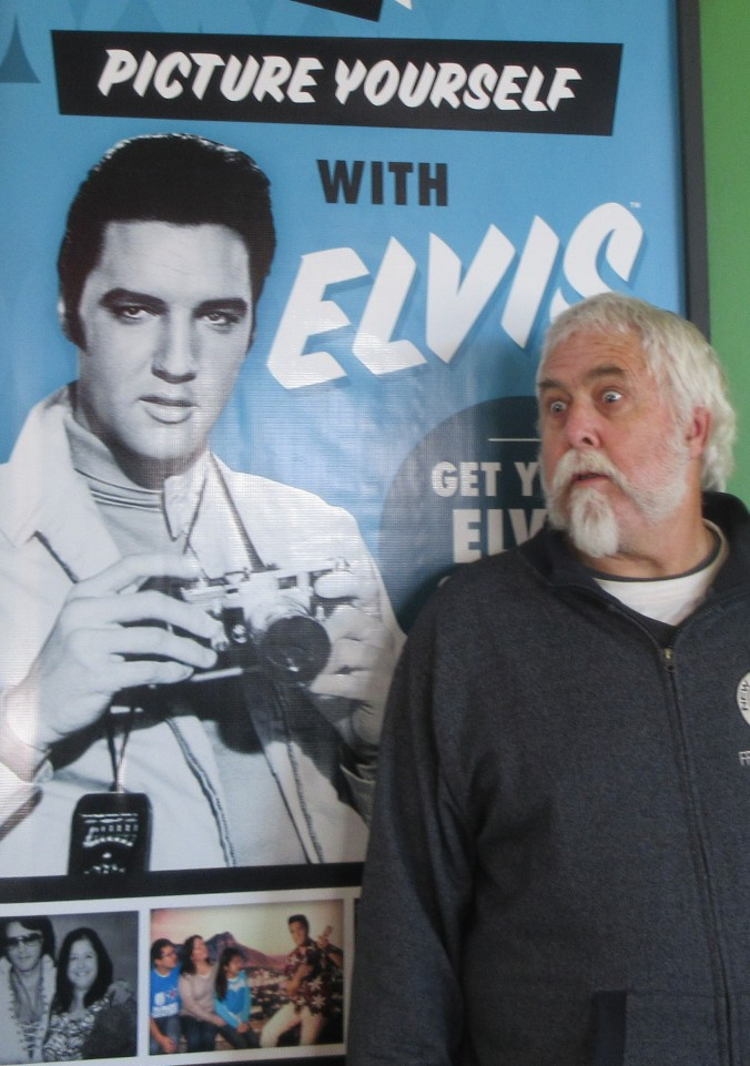 elvis fright