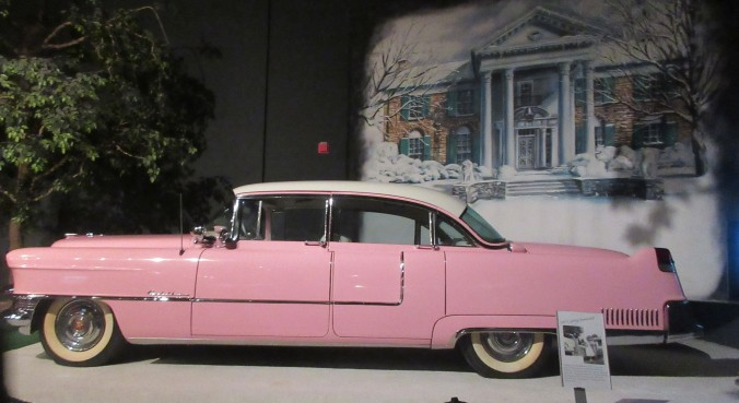 original pink caddy