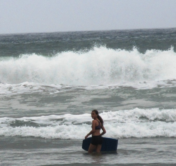 Surfing, hippies and Big Waves
